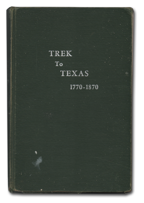 Trek to Texas